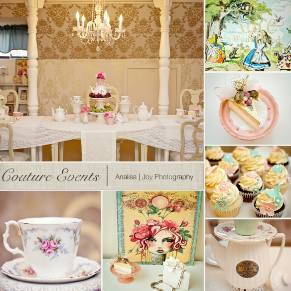 Couture events alice in wonderland tea party couture events