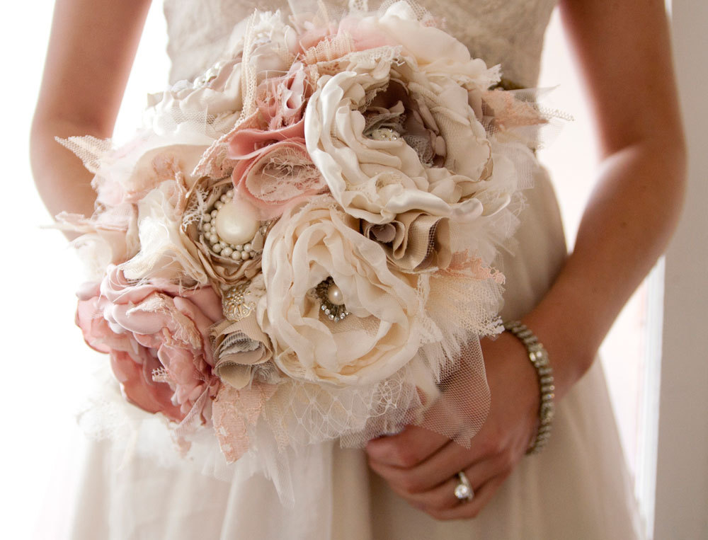 Couture Events wedding-flower-alternatives-bridal-bouquets-from-etsy ...