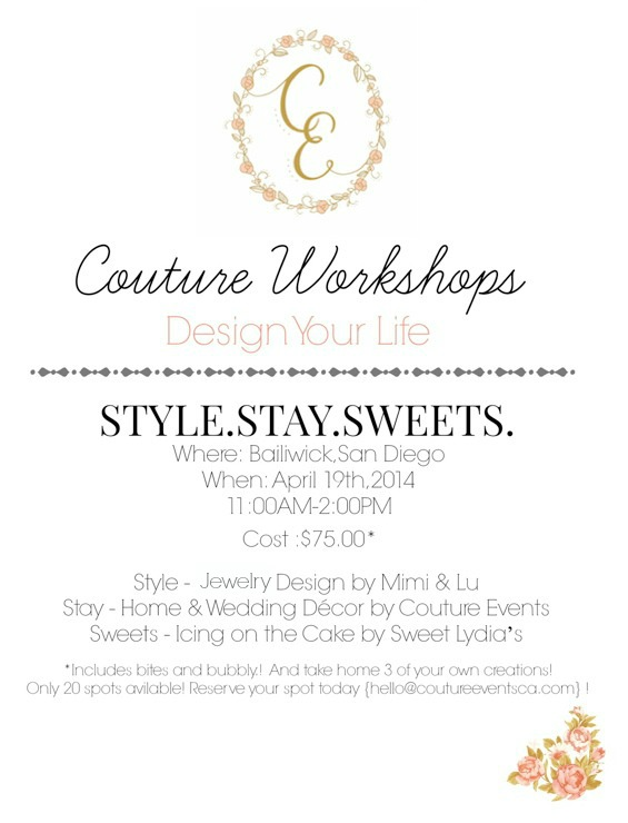 Couture Workshop