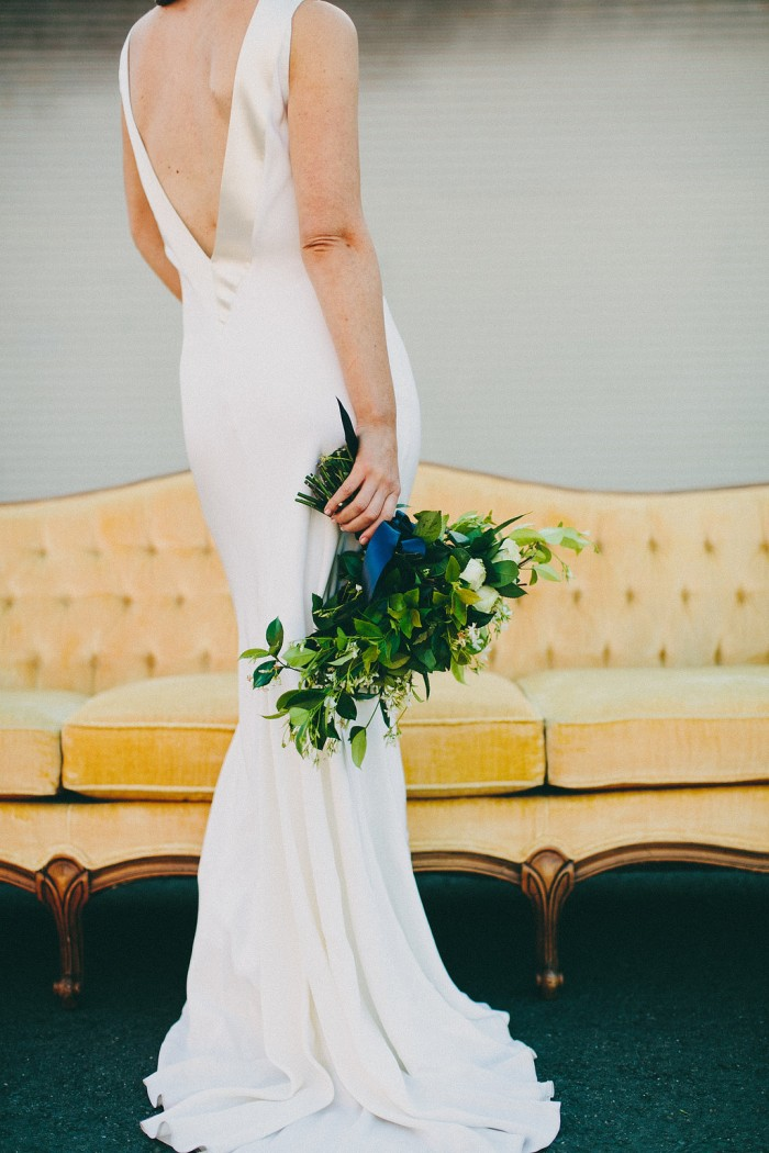 Backless Dress - Lauren Scotti Photography