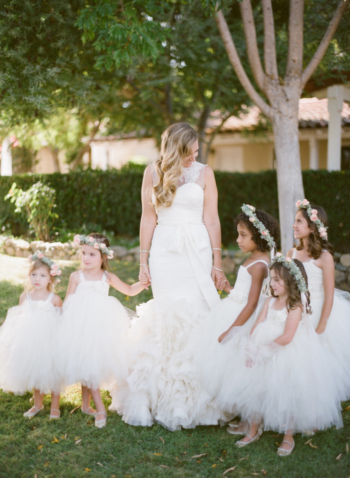 Minet Flower Girls Acres of Hope Photography Couture Events