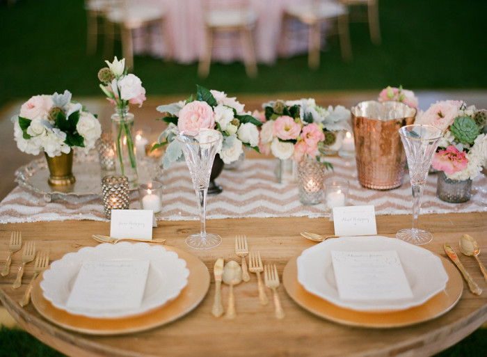 Acres of Hope Photography Minet Jaime Sweetheart Table Blush Botanicals Couture Events