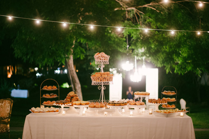 Acres of Hope Minet Jaime Donut Bar Couture Events