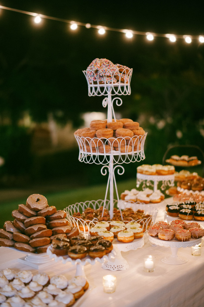 Acres of Hope Photography Minet Jaime Donut Bar Desserts Couture Events