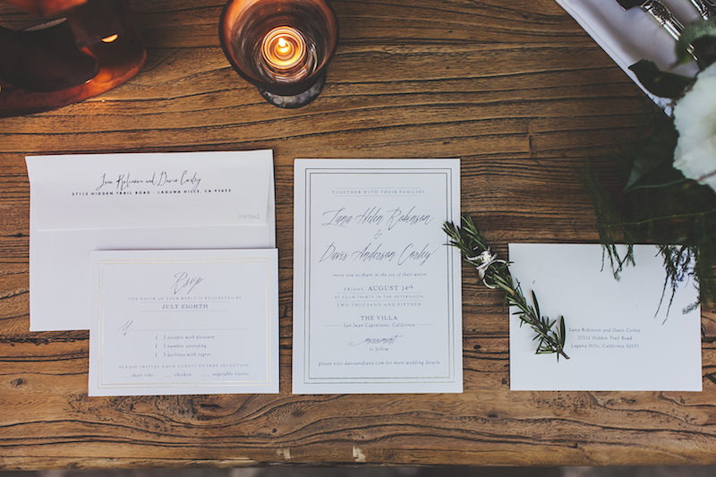 Teale Photography Lana Davis Invitations Couture Events