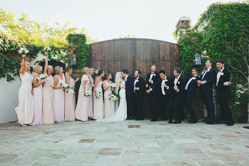 Teale Photography Lana Davis Bridal Party Couture Events