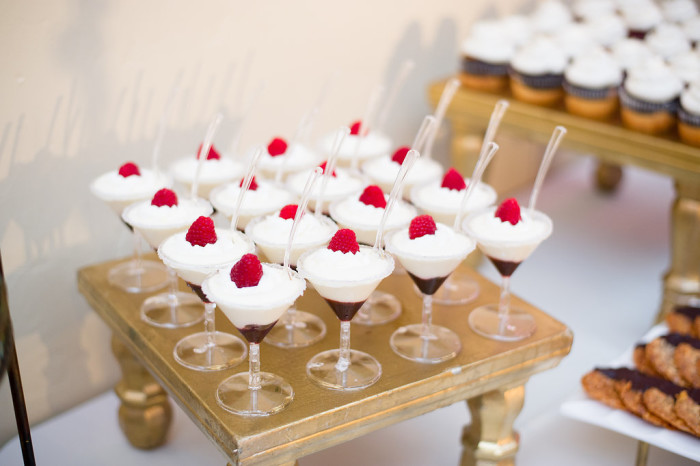 Kelsey Scott Dessert San Clemente Wedding