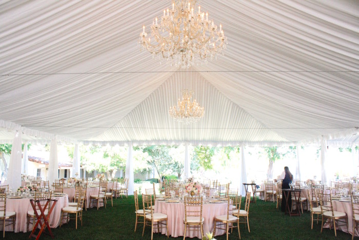 Acres of Hope Photography MInet Jaime Outdoor Elegant Tent Reception Couture Events