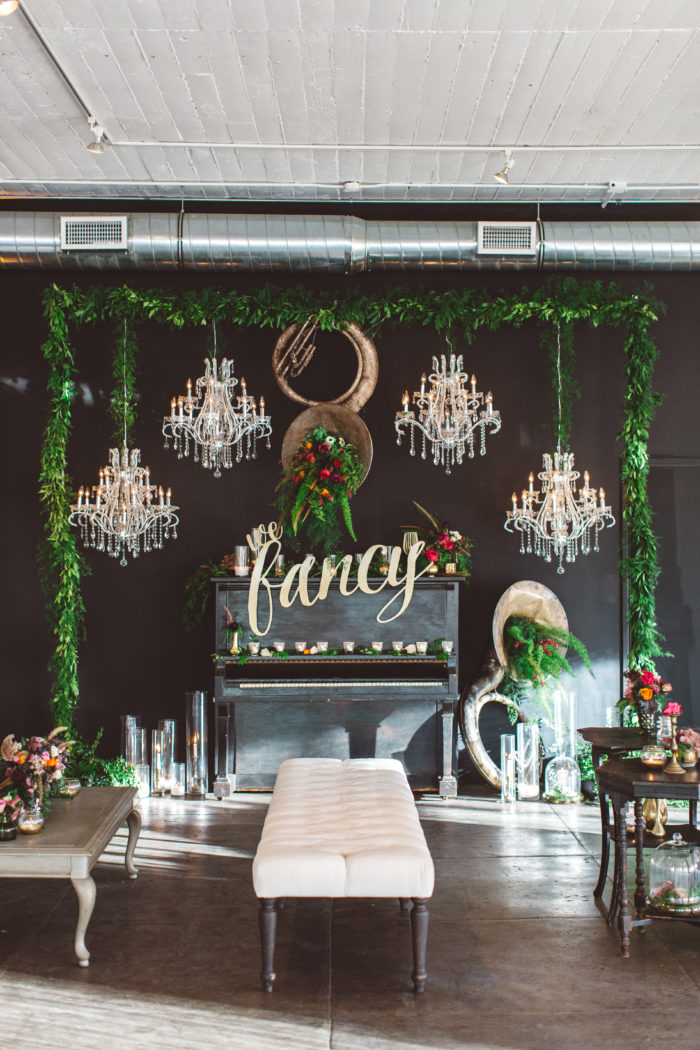 Anna Delores Photography Tassels Tastemakers Fancy Decor Couture Events
