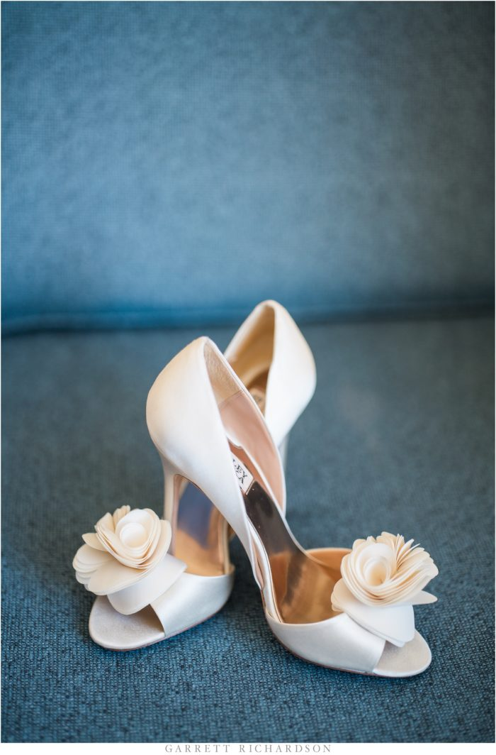 Garrett Richardson Andra Harry Bridal Shoes Couture Events