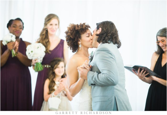 Garrett Richardson Andra Harry First Kiss Couture Events