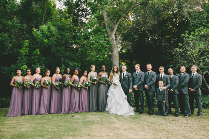 OneLove Photography Esme Matt Bridal Party Couture Events