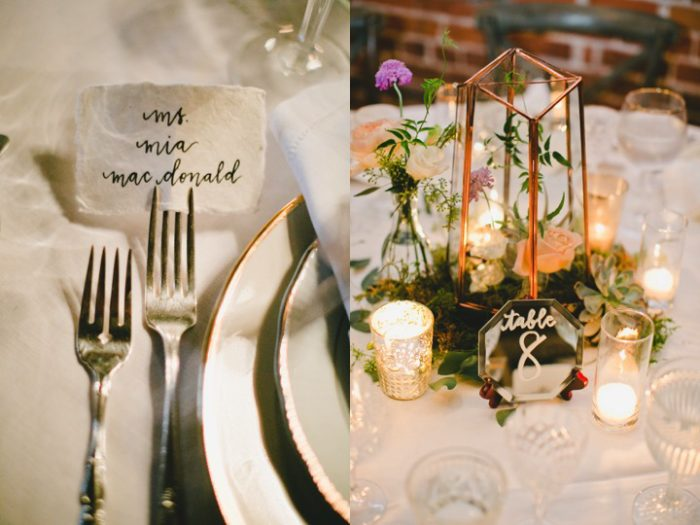 OneLove Photography Esme Matt Table Decor Couture Events