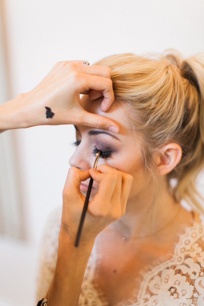 Engaged Party Look Make up tips