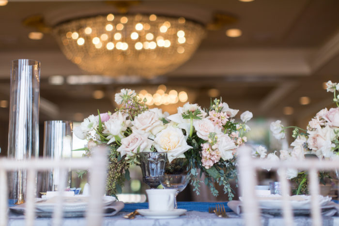 couture society centerpiece flowers