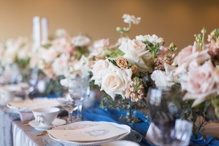 couture society tablescape