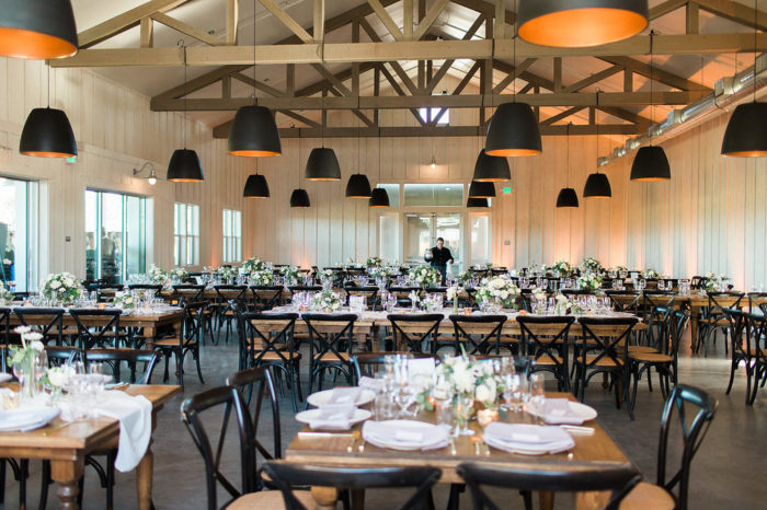 Tyge Cellars Barn Top 10 Northern California Wedding Venues