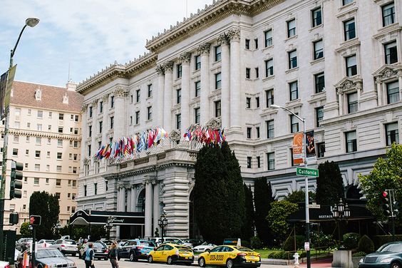 lyndsay undseth photography fairmont sf top 10 northern califonrnia wedding venues