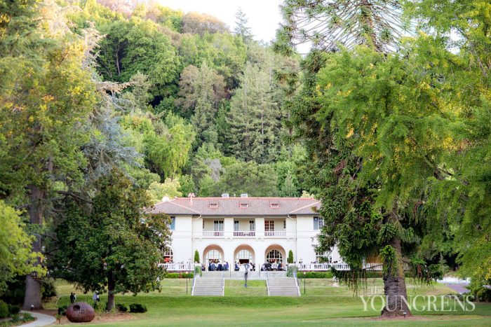 Villa Montalvo top 10 northern california wedding venues