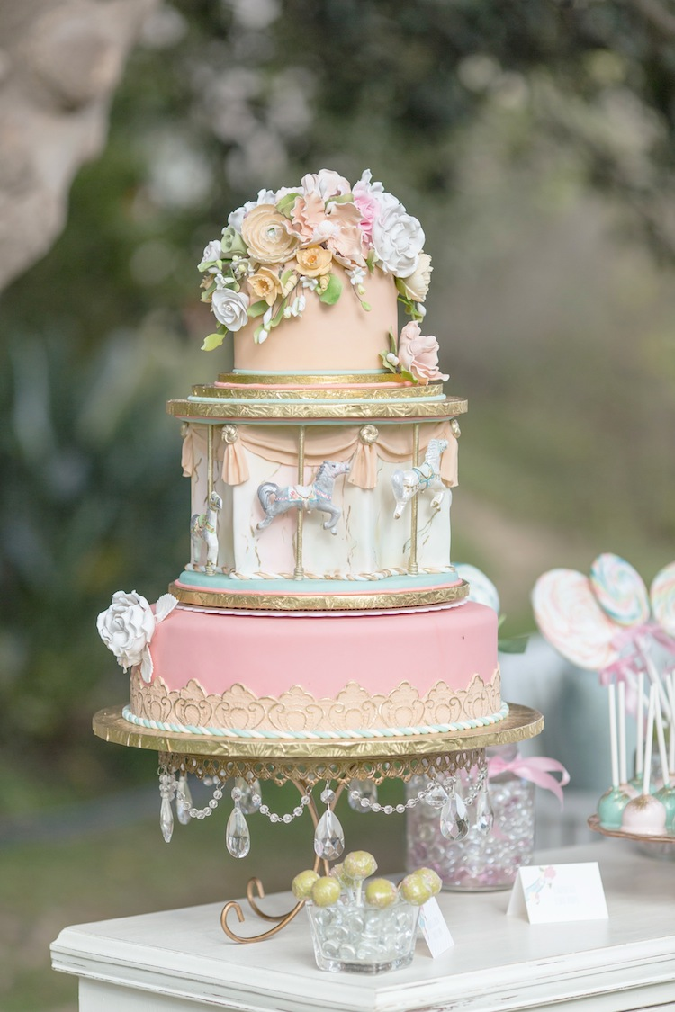 carousel wedding cake couture events carousel wedding inspiration couture events 12405
